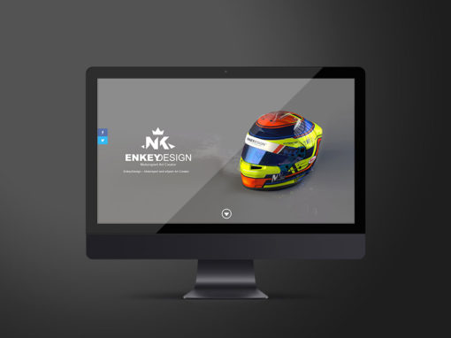ENKEYDESIGN – WEBSITE